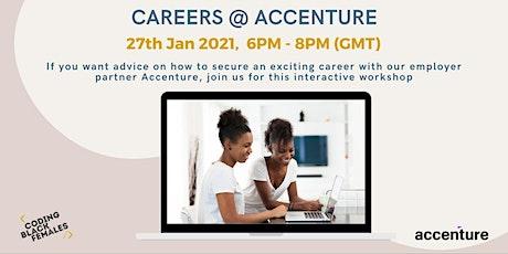 Careers @ Accenture biglietti