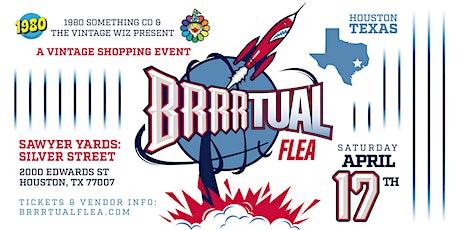 BRRRTUAL FLEA tickets