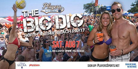 Big Dig North Ave Beach Party 2021 tickets