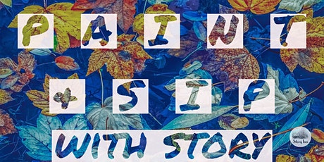 Paint & Sip with Story! tickets