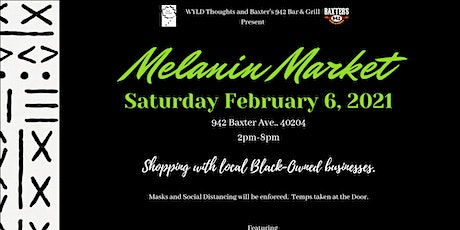 Melanin Market tickets