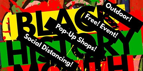 Black History Month Outdoor Pop-Up Shops! tickets