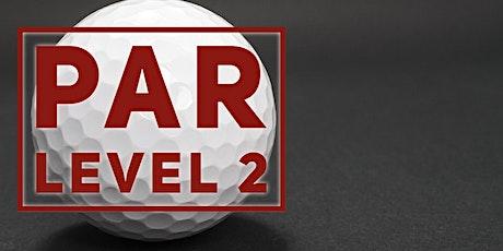 PAR Level 2 - 2021 Programme - June tickets