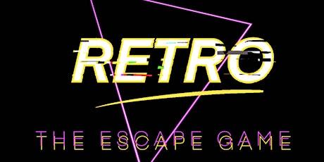 Retro the Escape Game tickets
