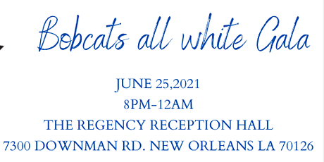 BobCats All White Gala tickets