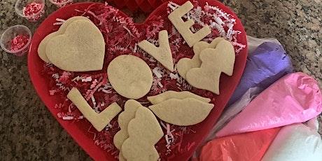 Valentines Cookie Decorating @1:00 pm @Ridgewood Winery Bechtelsville tickets