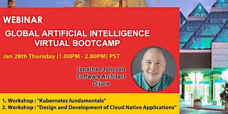 Global Artificial Intelligence Virtual Bootcamp - Webinar  (Free) tickets