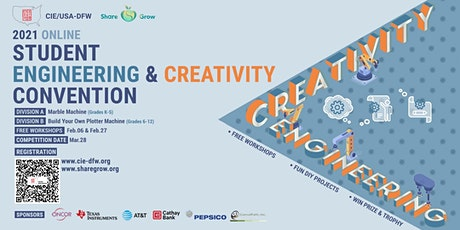 2021 SECC Student Engineering & Creativity Competition tickets