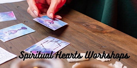 Spiritual Hearts Oracle Card Workshop tickets