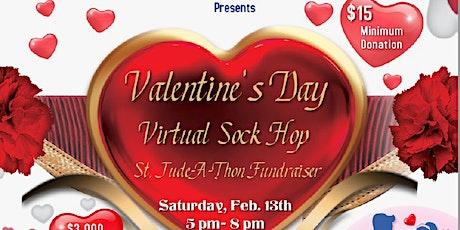 Valentine's Day Virtual Sock-Hop tickets