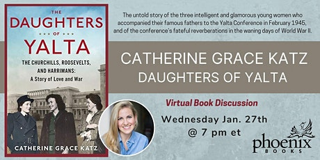 Catherine Grace Katz: The Daughters of Yalta tickets