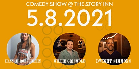 Story's May Comedy Show tickets