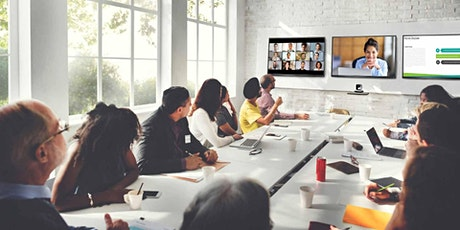 Let's Talk About Online Meetings, Events and CRM tickets