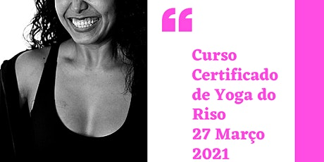 Curso Certificado de Yoga do Riso bilhetes