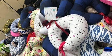 Breast Care Cushion - Help us get stuffing tickets