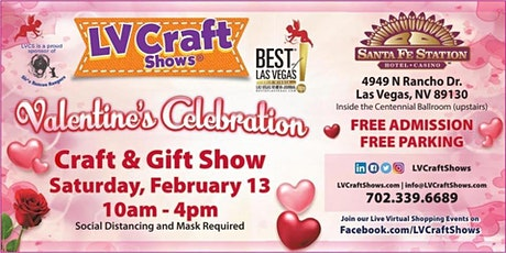 Valentine's Celebration Craft & Gift Show tickets