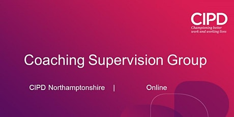 ONLINE - Coaching Supervision Group tickets