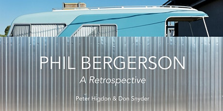 New Date: Phil Bergerson: A Retrospective  |  Book Launch & Roundtable tickets