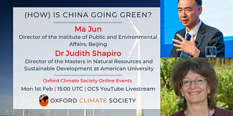 (How) Is China Going Green? tickets