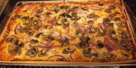 Vegetarian Pizza   Class Link  - Meatless Monday with David LeFevre tickets
