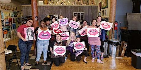 Galentine's Day! Lips tickets
