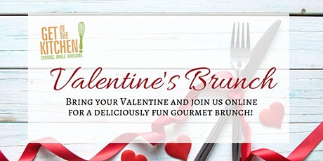 Valentine's Day Brunch & Cocktail Party with Chef Alissia Trent! tickets