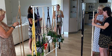 Macrame Workshop with Yo's Knots tickets