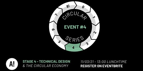 ACAN Circular Series : RIBA Stage 4, Technical Design biglietti