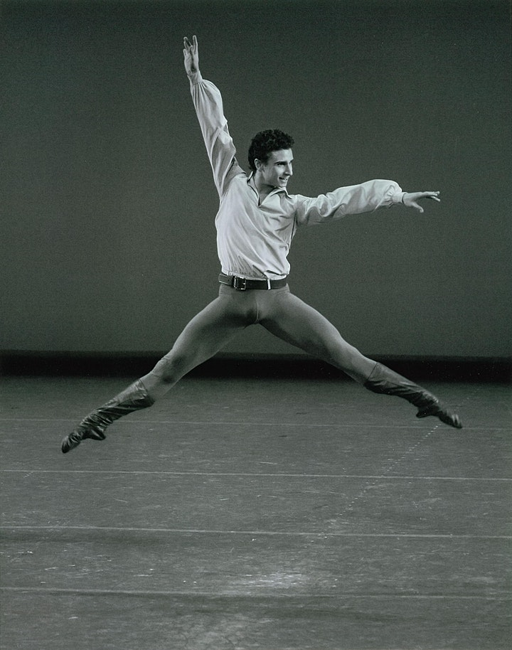 Master Class with David Prottas, former dancer with NYCB image