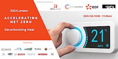 Accelerating Net Zero: Decarbonising Heat