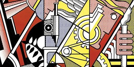 Online lezing: Roy Lichtenstein tickets