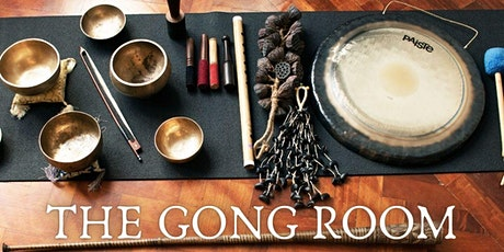 Relax and Rebalance - Gong Bath tickets