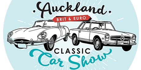 Brit and Euro Classic Car Show tickets