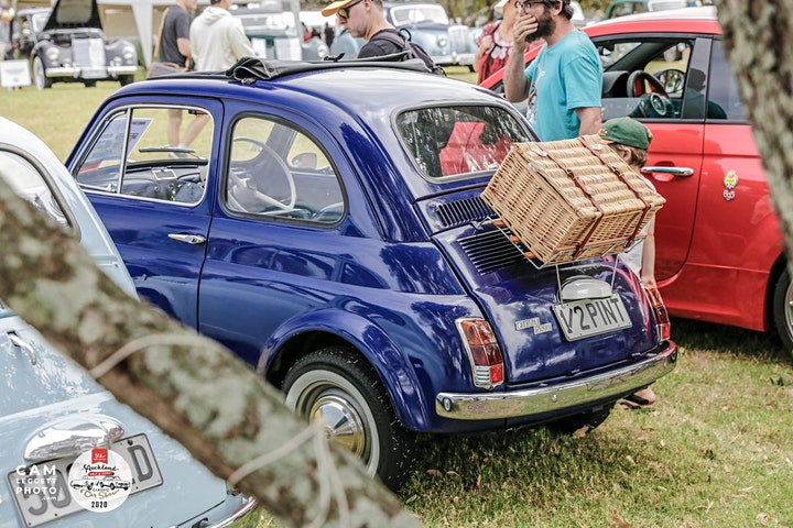 Brit and Euro Classic Car Show: NEW DATE image