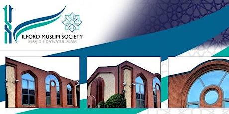Masjid-e-Da'watul Islam Jumuah Jamaat 1.30 tickets