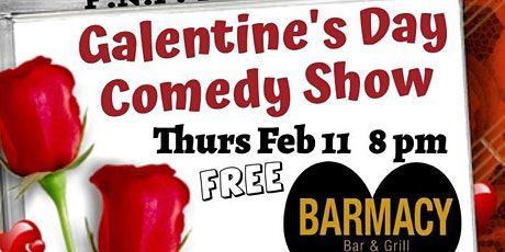 GAL-entine's Day Comedy Show tickets
