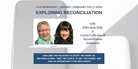 Exploring Reconciliation tickets