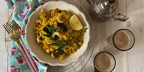 Bateta  Pawa (Flaked rice with vegetables) tickets