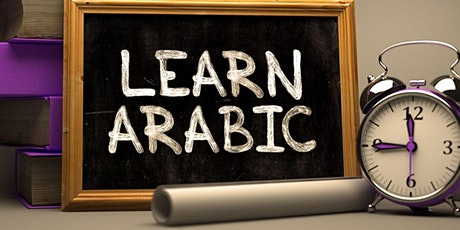 Live Virtual Arabic Language Course For Beginners with Marrakech Teacher tickets