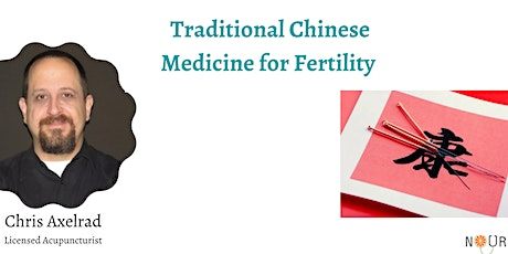 Traditional Chinese Medicine for Fertility tickets