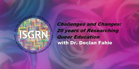 Challenges and Changes: 20 Years of Researching Queer Education tickets