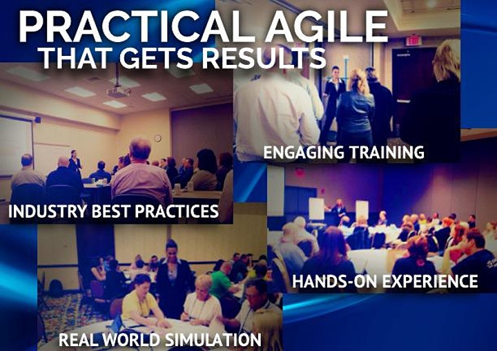 Certified Agile Marketing Specialist (CAMS) Training Course - VIRTUAL CLASS image