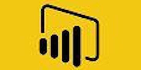 Microsoft Power BI: Data Analysis Professional tickets