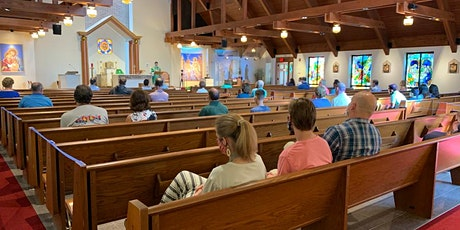 Indoor Mass at Church of the Holy Spirit - January 30 & 31 tickets