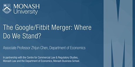CLARS & Economics Session - The Google/Fitbit Merger: Where Do We Stand? tickets