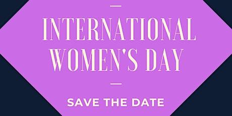 International Women's Day Summit tickets