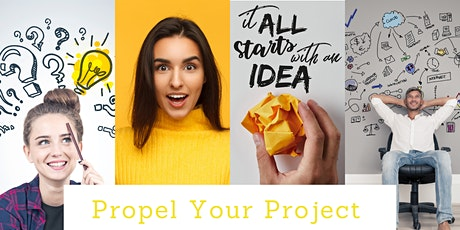 Propel Your Project 4-week Program tickets