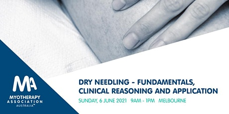 Dry Needling - Fundamentals, Clinical Reasoning and Applications (5PDP) tickets