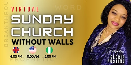 SUNDAY CHURCH WITHOUT WALLS tickets