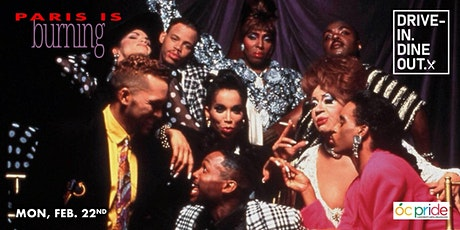 Paris is Burning - Drive-In Dine-Out at Tustin's Mess Hall Market tickets